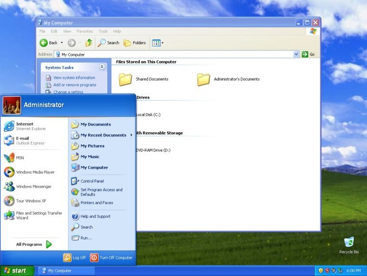 Aumenta La Base De Usuarios De Windows Xp Neoteo