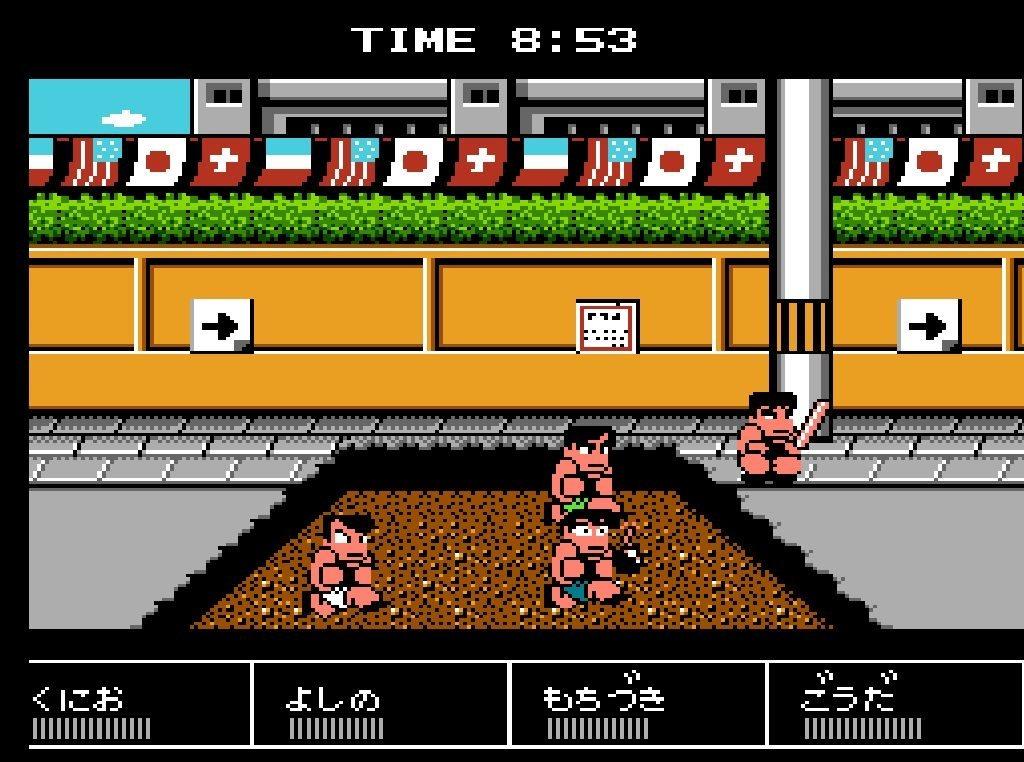 Kunio Kun La Saga De Juegos Japoneses Que Marco A Una Generacion