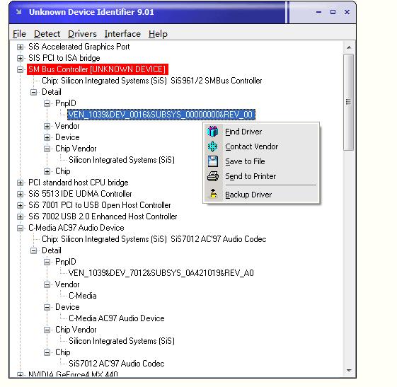 Plataforma muy sencilla, pero no clasifica los dispositivos obsoletos