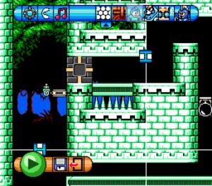 Mega maker crea tus propios niveles de mega man for Megaman 9 portada