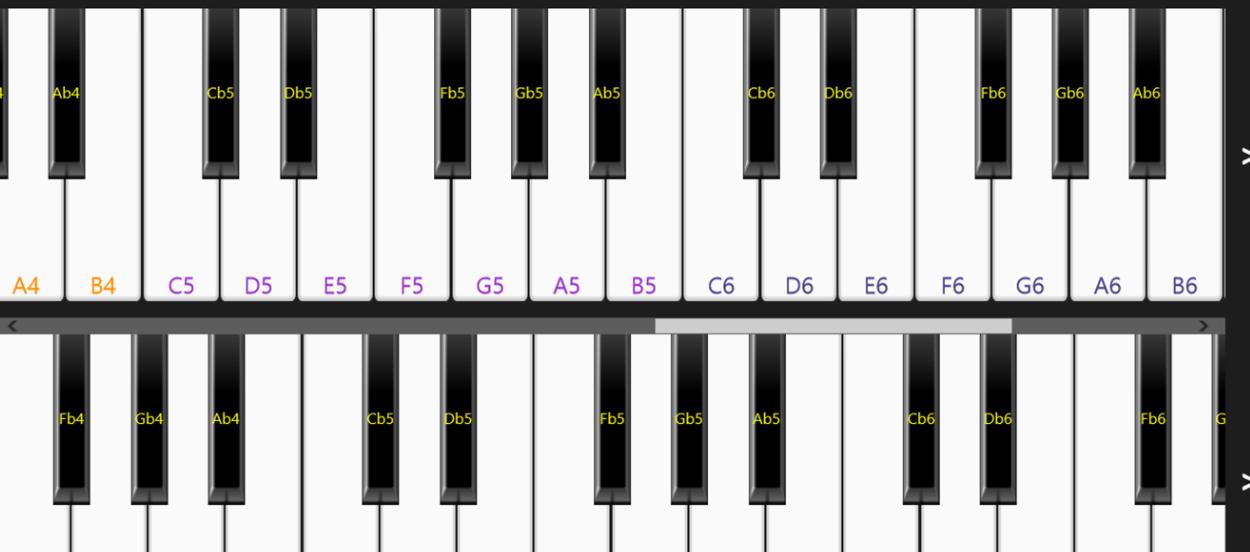 Doble teclado