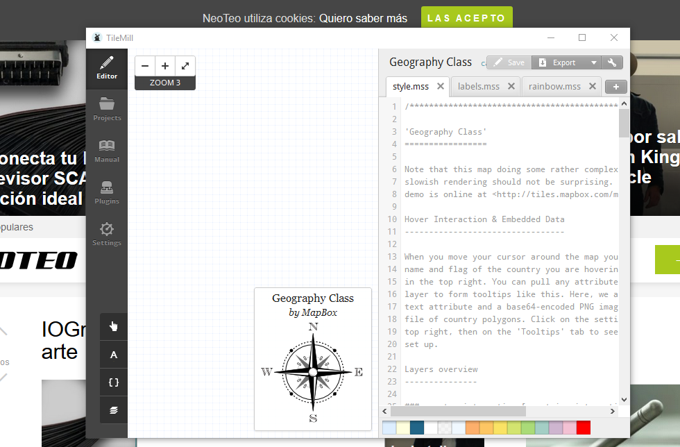 Lo más complicado de la plataforma es la escritura de código