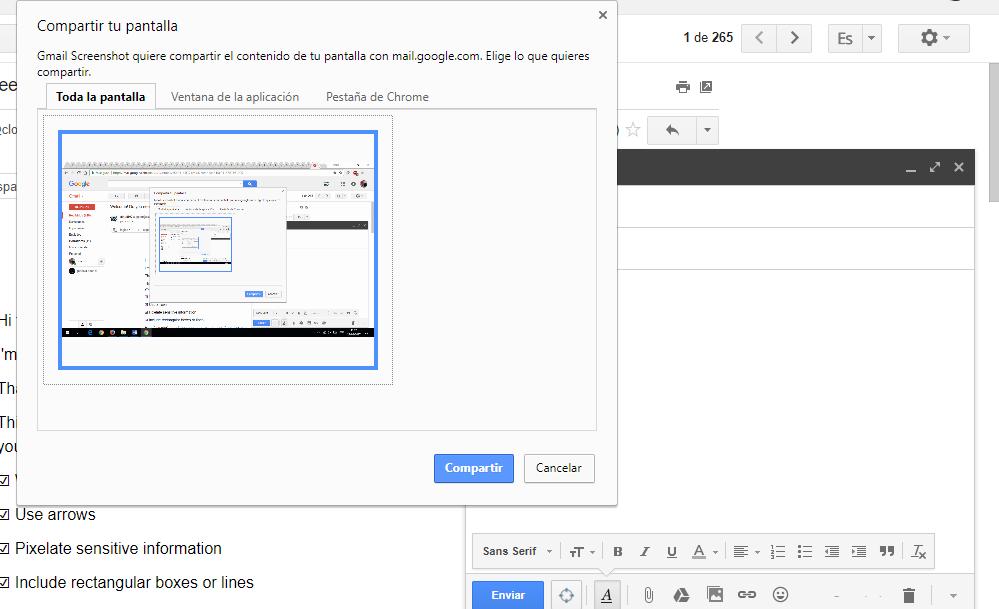 Sin salir de tu Gmail