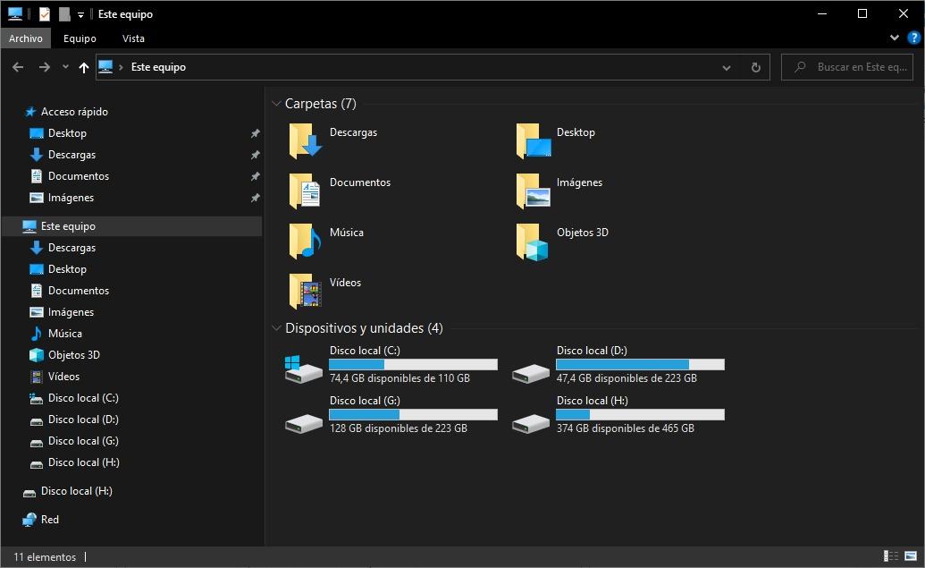 Cuánto espacio libre debes dejar en tu PC