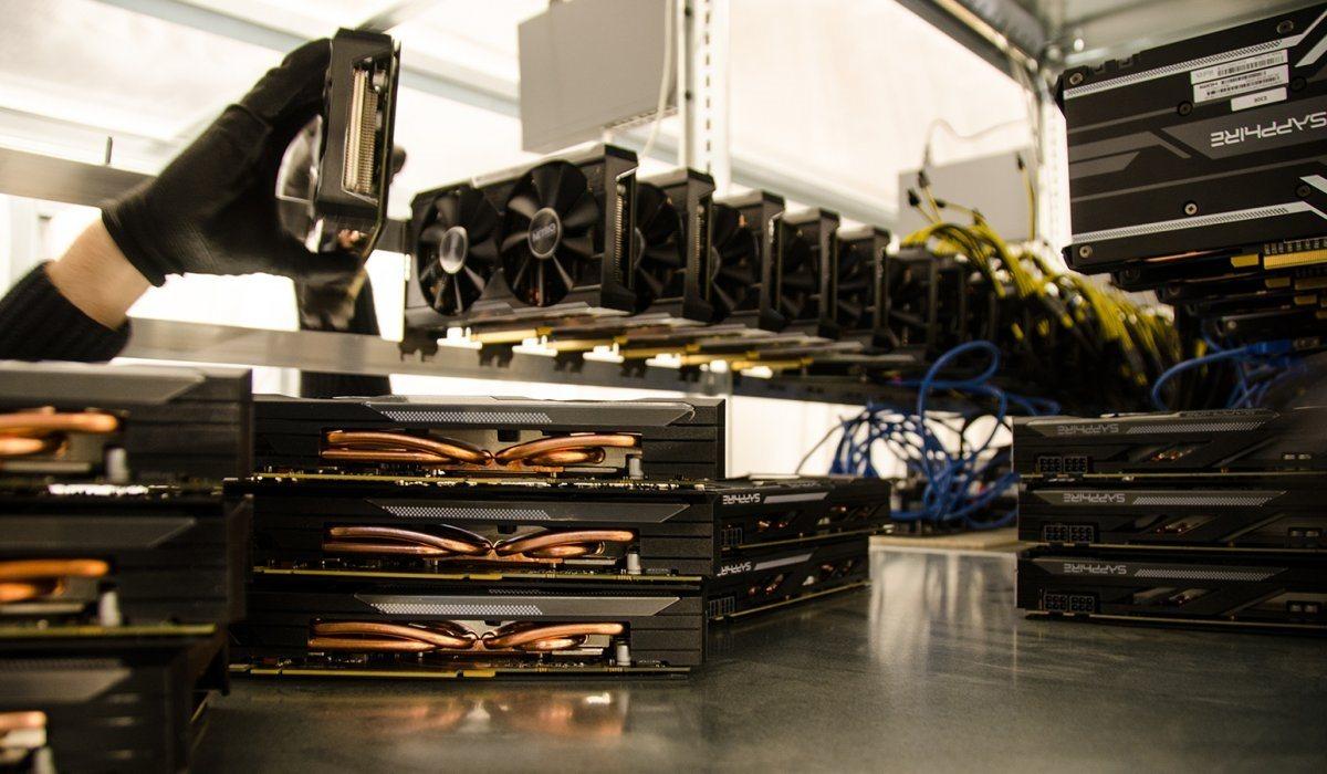 Genesis mining hardware