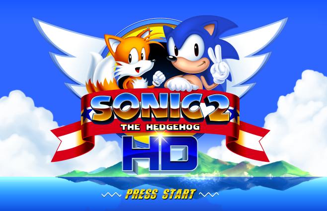 Sonic 2 HD: Descarga l...