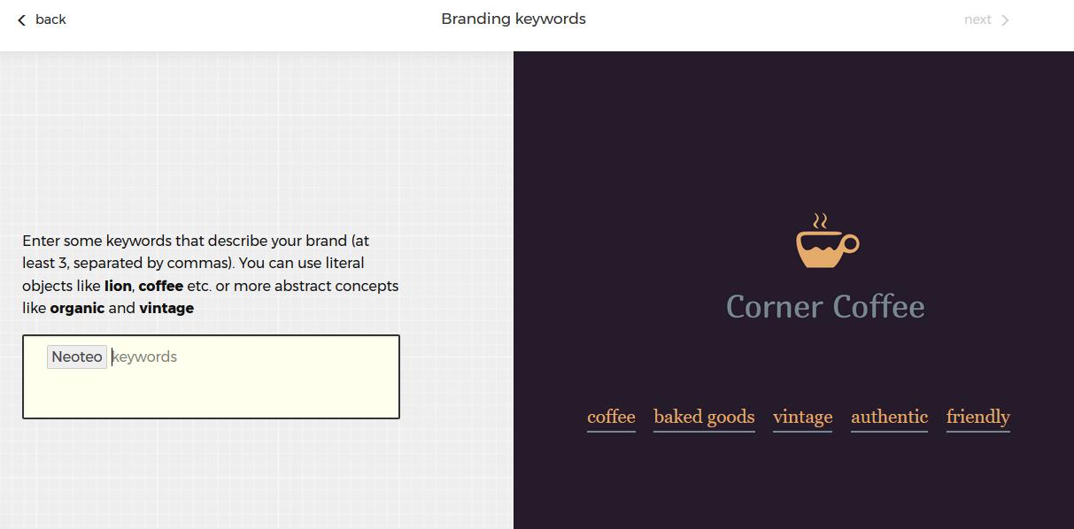 La manera más fácil de crear logotipos