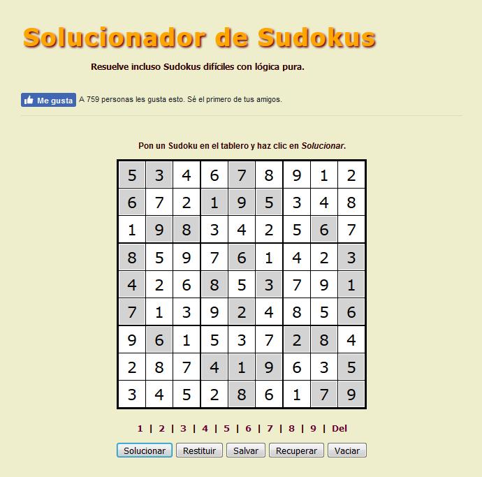 Cómo Resolver Sudokus Sitios Solucionadores De Sudoku