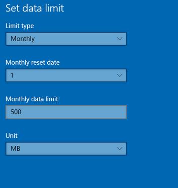 Muy útil para conexiones con límite de datos