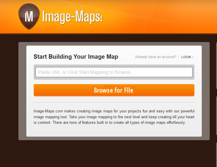 Muy fácil dibujar los mapas