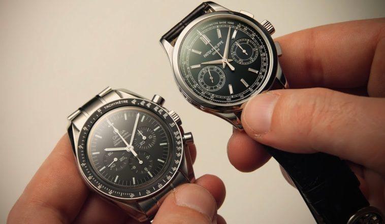 8e9895b9a47 Cuál es la diferencia entre un reloj de 5.000 dólares
