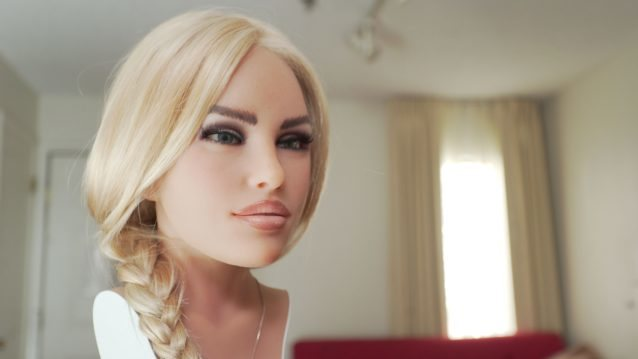 new harmony sex chat Harmony the sex robot likes threesomes creator matt says the new harmony doll has been designed more for companionship than sex picture.