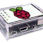 Pantallas para Raspberry Pi 3