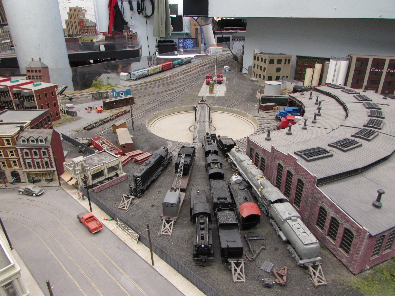Tech Model Railroad Club
