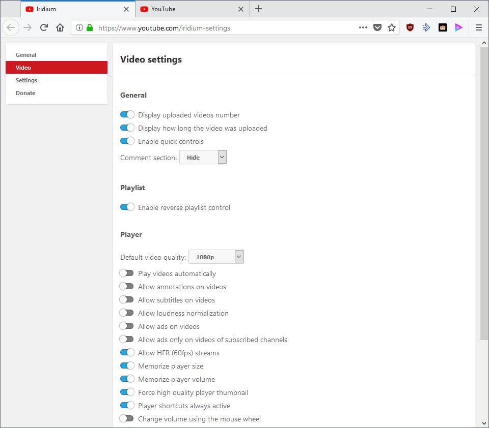 extensión para mejorar tu experiencia en YouTube