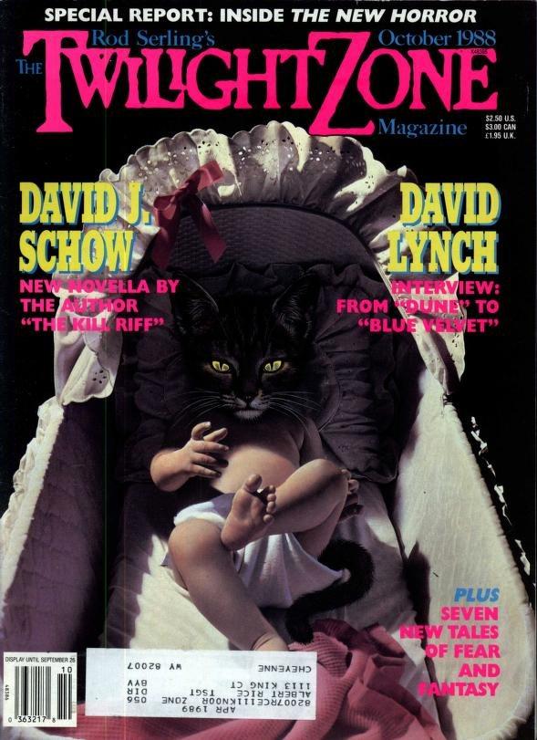 The Twilight Zone Magazine
