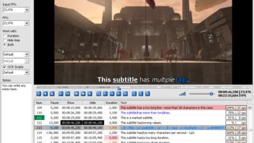 Potente plataforma para los archivos de subtítulos