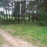 Una sencilla plataforma para medir la altura de las cosas