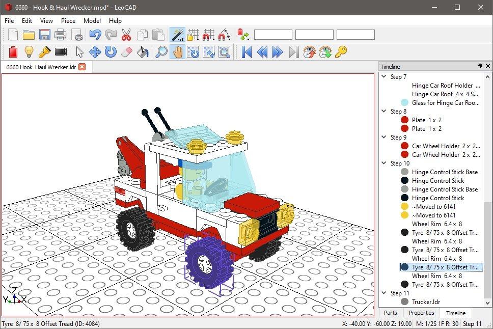 Cómo construir modelos con piezas LEGO