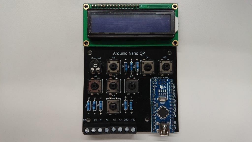 Arduino Nano QP