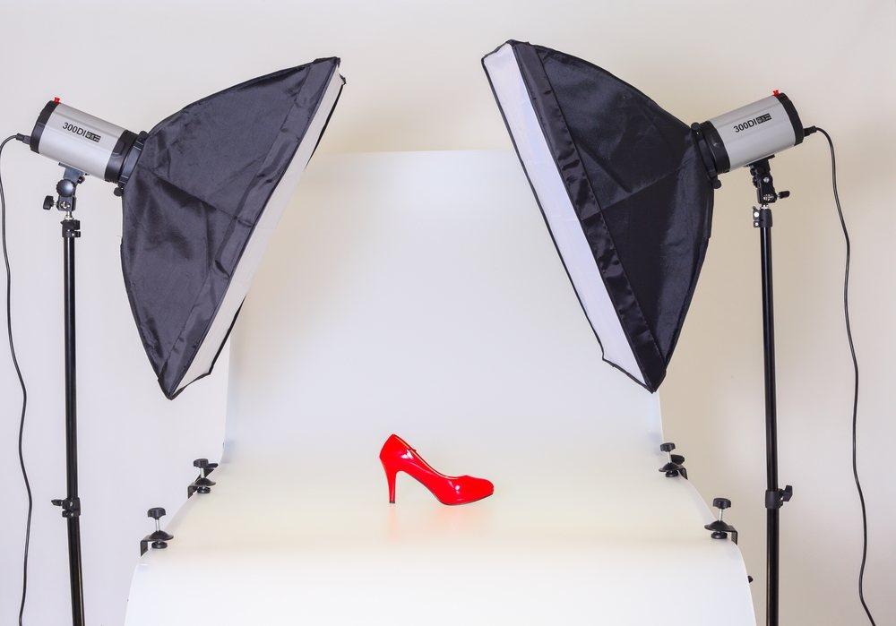 Cómo hacer fotografías de productos