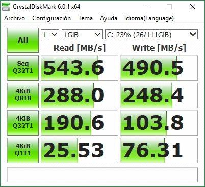 Cómo comprobar la velocidad de tu disco duro