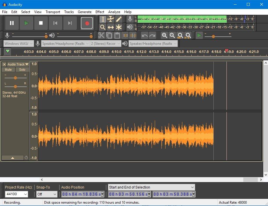 los mejores programas para editar audio