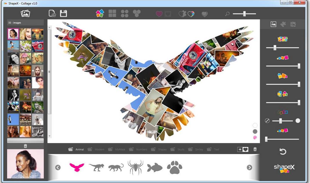 Programas para hacer collage con fotografías