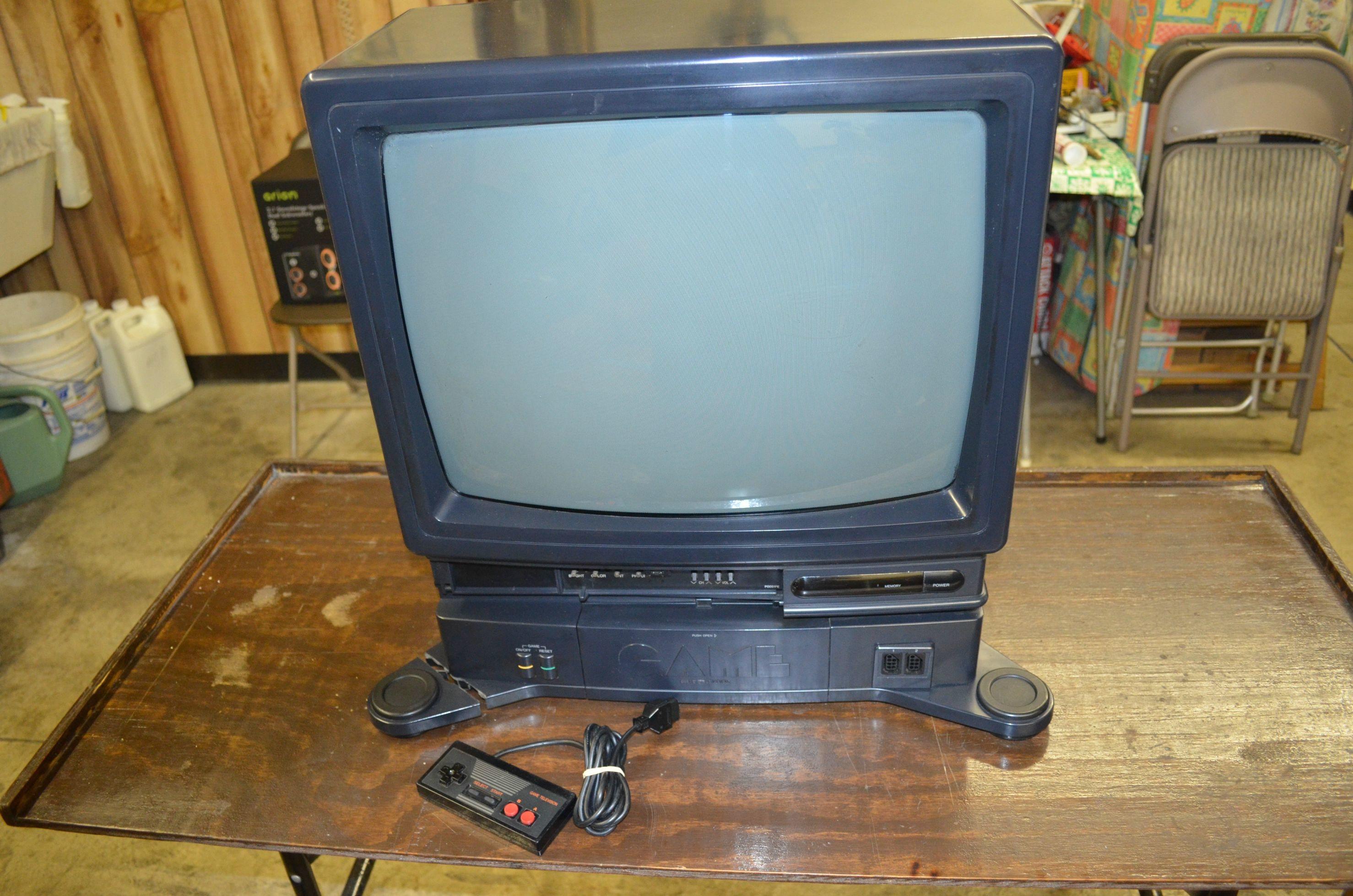 Sharp Nintendo Television