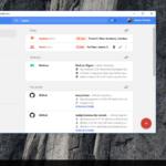 Gmail en tu escritorio