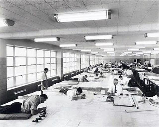 el mundo antes de AutoCAD