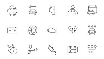 Descarga iconos vectoriales gratis