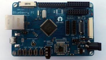 Blueberry Pi