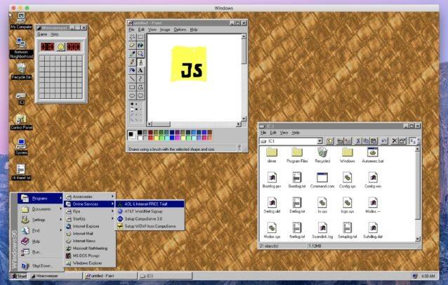 Descarga Windows 95