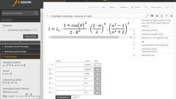Cómo resolver ecuaciones avanzadas