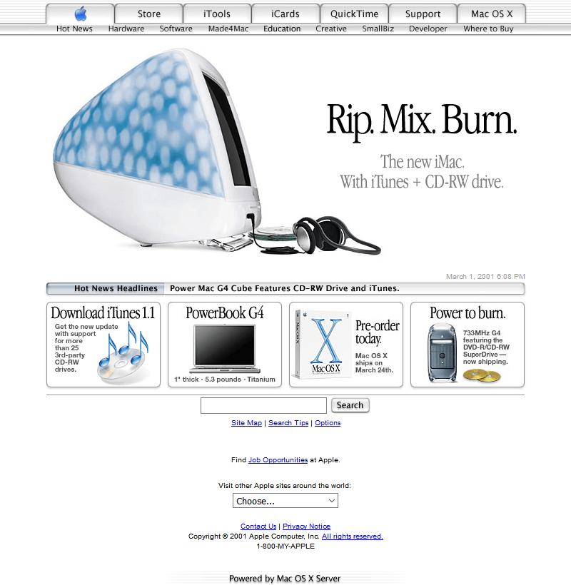 Web Design Museum