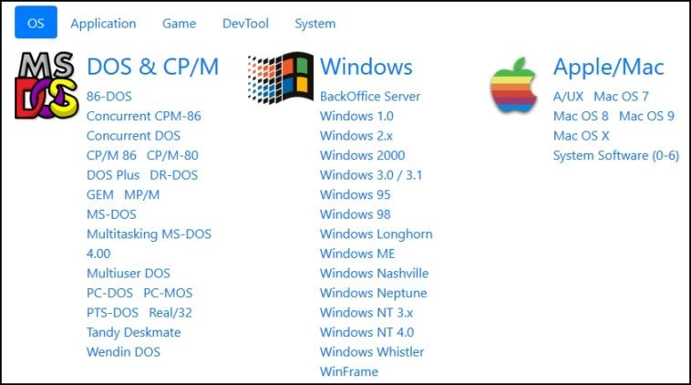 Winworld Excelente Repositorio De Sistemas Operativos Y Juegos
