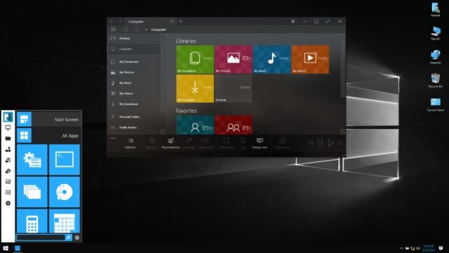Temas gráficos para Windows 10