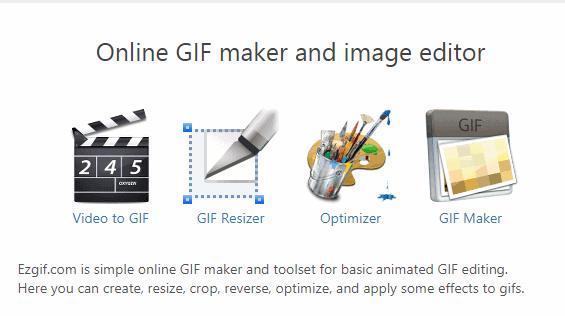 EZGIF: Cómo crear y optimizar GIF animados - NeoTeo