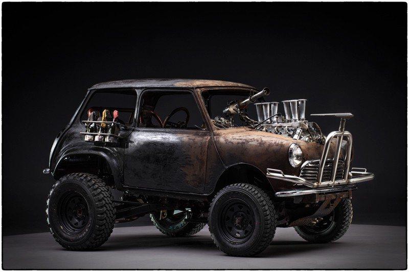 Los vehículos de Mad Max