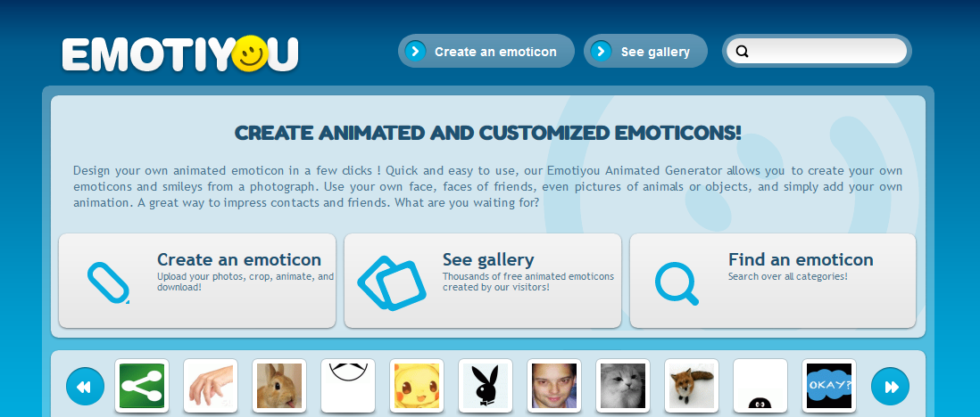 Emoji animados