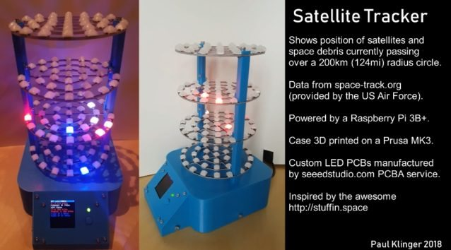 Satellite Tracker