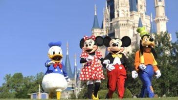 Cenizas en Disney