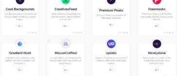 Recursos de diseño y creación para descargar gratis