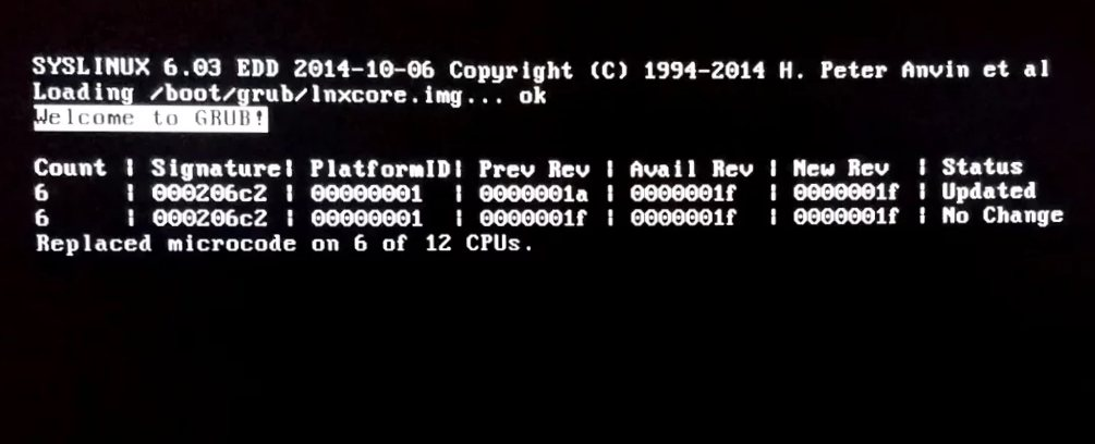 Cómo actualizar procesadores Intel viejos