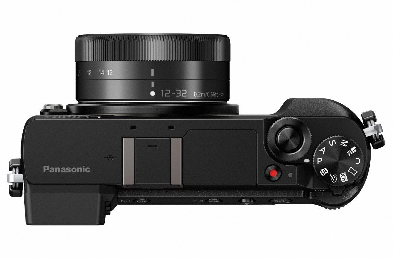 Panasonic DMC-GX80