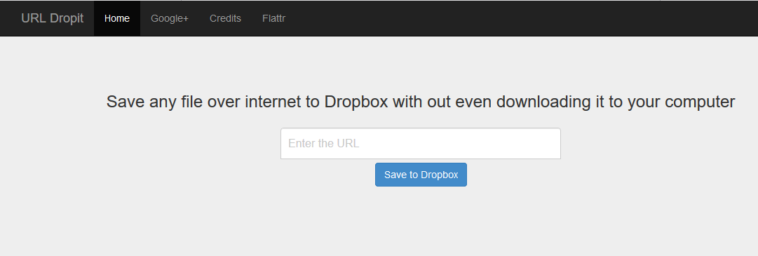 Solo un URL a la vez