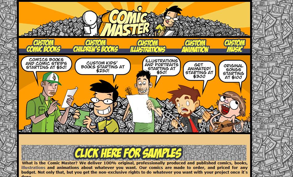 Crear comics paso a paso
