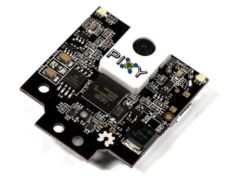 Pixy2: Una súper cámara para Arduino y Raspberry Pi - NeoTeo