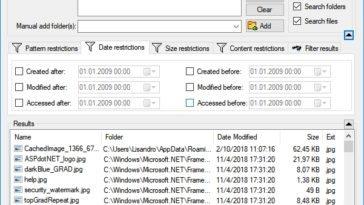 Cómo buscar archivos en Windows 10